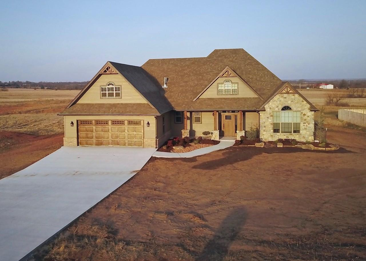 American Country Estates Homes By Dhr New Homes In