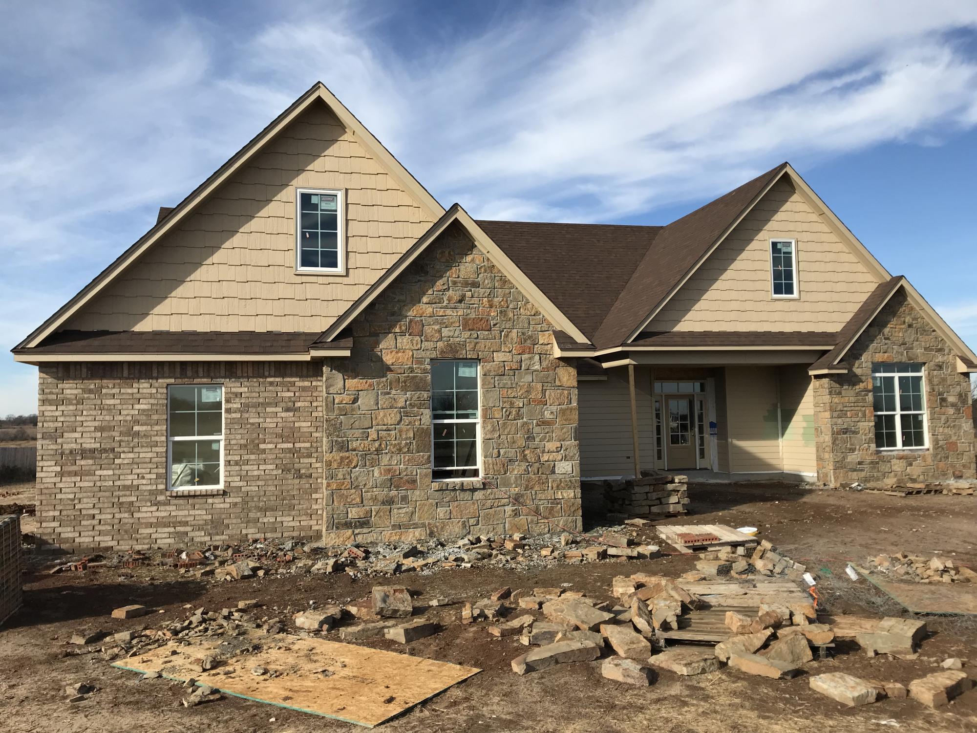 Homes By Dhr New Homes In Shawnee Ok Shawnee Home Builders