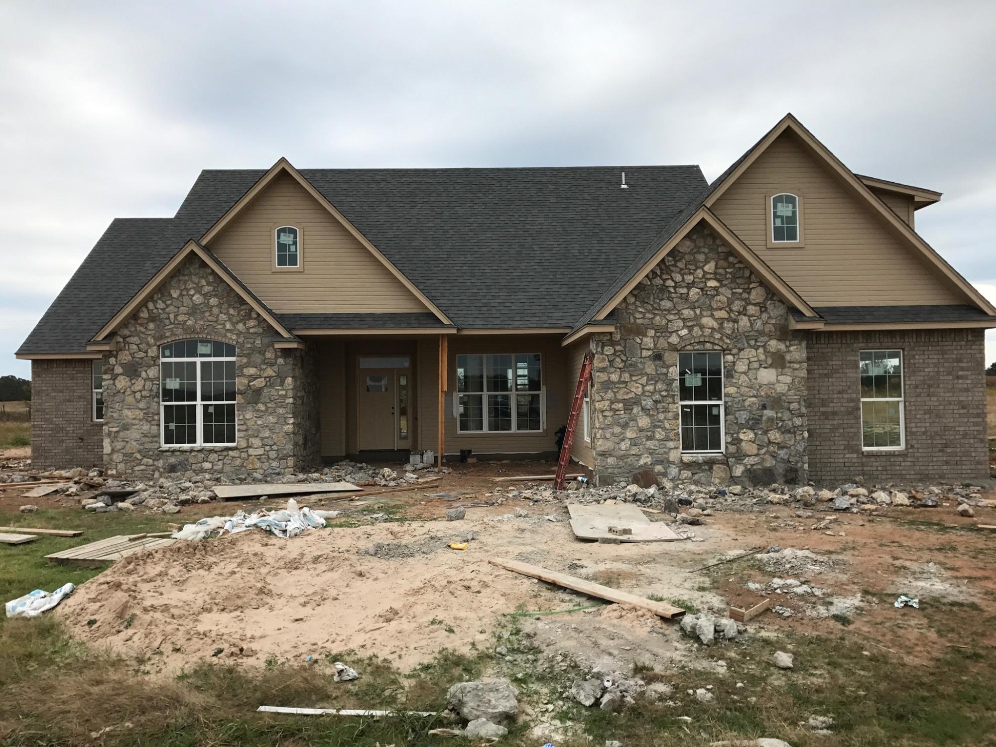 Satchwell Floor Plans New Homes In Shawnee Ok